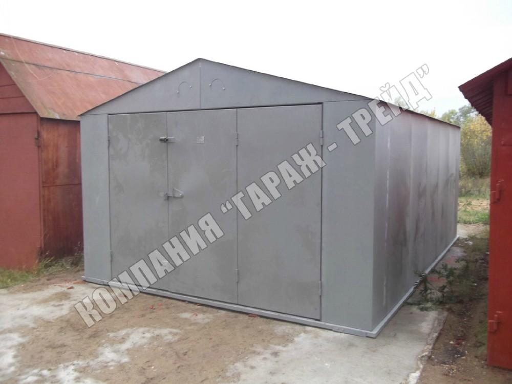 Строительство гаражей звенигород частные мастера